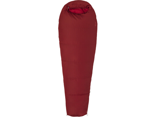 Marmot Nanowave 45 Sleeping Bag regular, brick